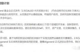 """【曝光】2.5亿""""ALGO奖励计划"""",究竟是真实的还是搞的骗局?"""
