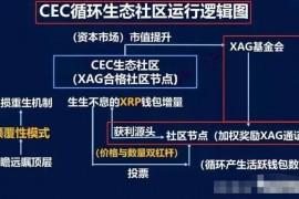 """【曝光】""""CEC循环生态社区""""是瑞波血统?EOS模式?不带这么忽悠人的!"""