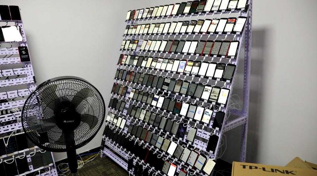 【重磅】触目惊心!已有570多万台手机被控制……-第4张图片-曝光各种资金盘返利套现理财骗局_提供盘界快讯最新消息