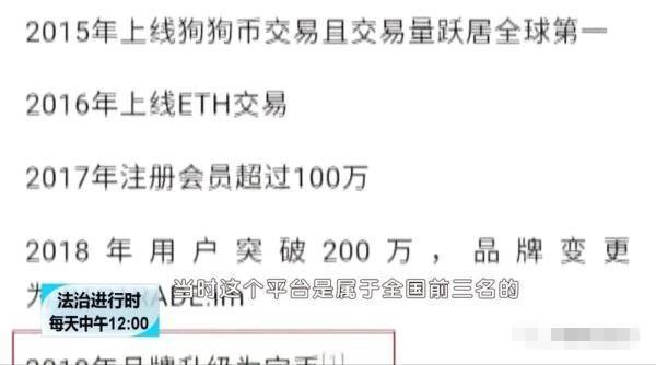 【重磅】一男子投资虚拟货币,翻了两百倍!结果却提现不了!